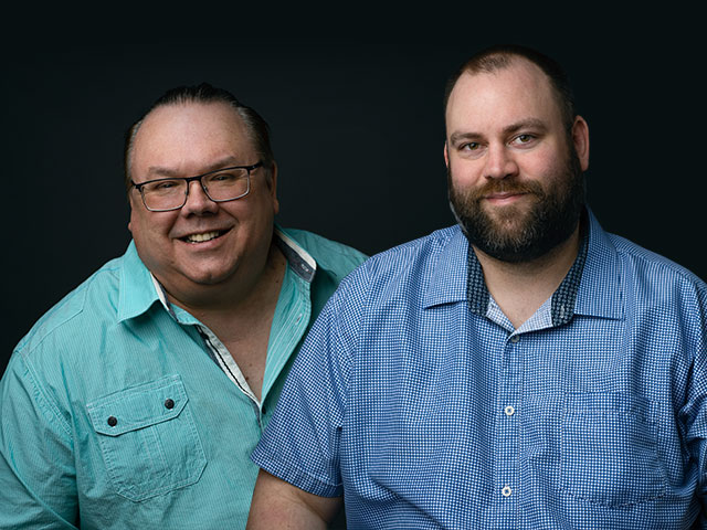 Mark & Kris - McEvoy Lelievre & Associates
